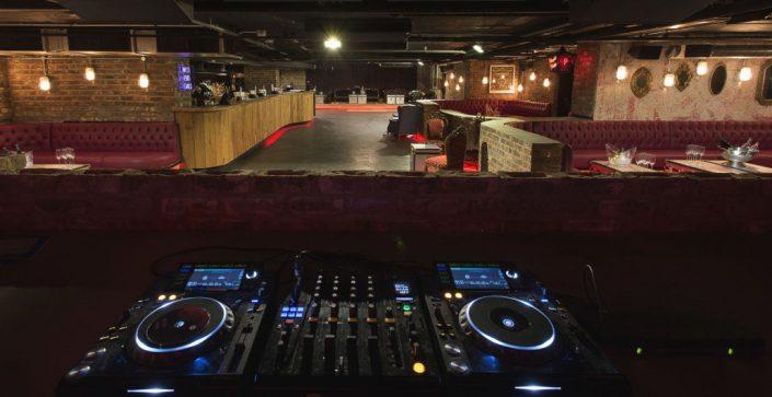 London Nightclub – Interior Photography